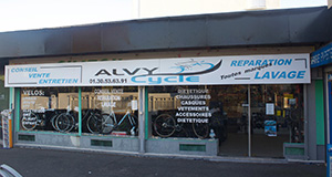 Alvy Cycle - Chatou